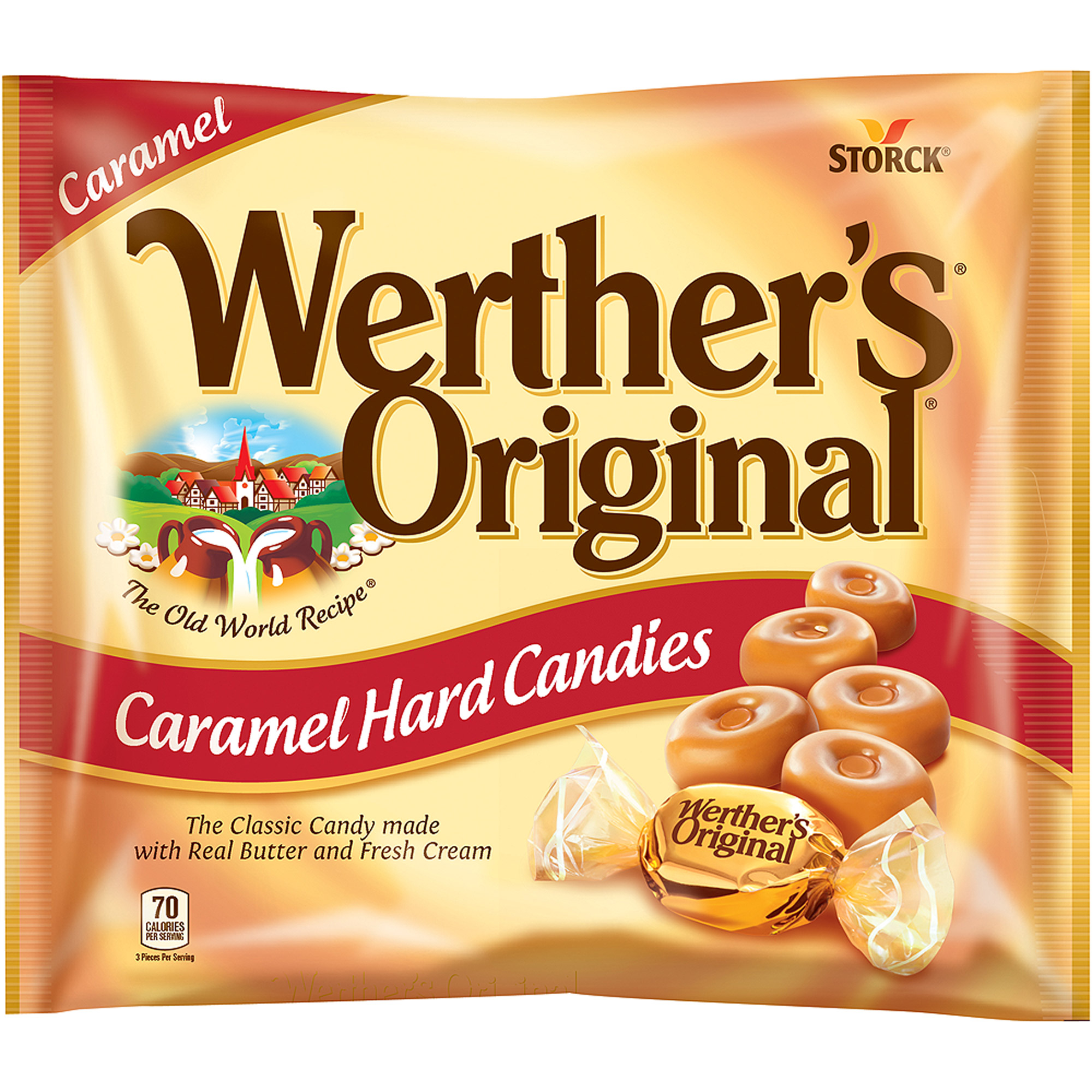 Werther's Original Hard Candies, 9 oz