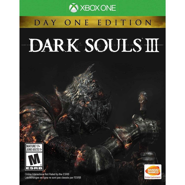 Dark Souls III: Day 1 Edition (Xbox One)