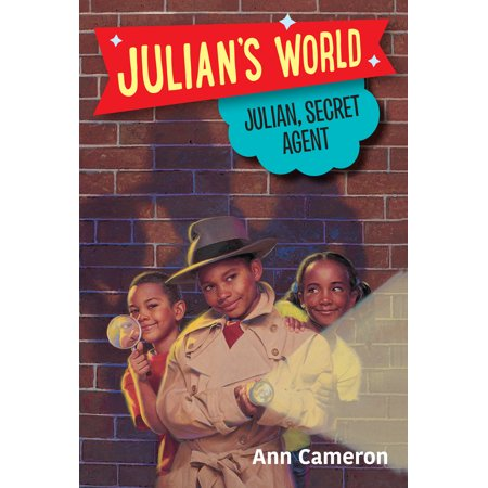 Julian, Secret Agent (Paperback) (Julian Lennon The Secret Value Of Daydreaming)
