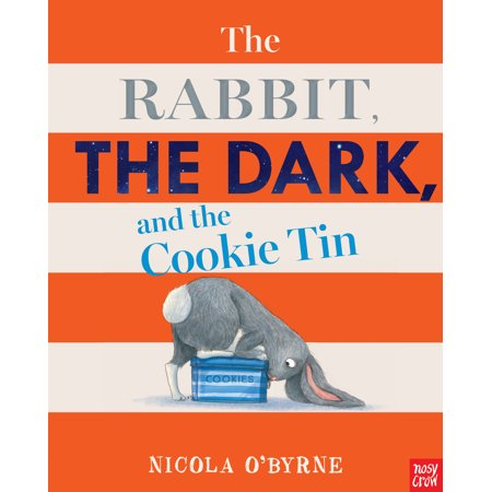 The Rabbit, the Dark, and the Cookie Tin (Rabbit Glow In The Dark)