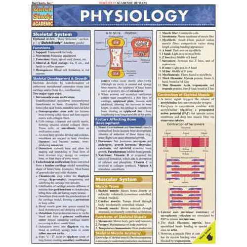 Physiology Reference Guide