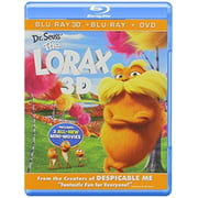 Dr. Seuss' The Lorax (Blu-ray + Blu-ray + DVD + Digital Copy) by UNIVERSAL HOME ENTERTAINMENT