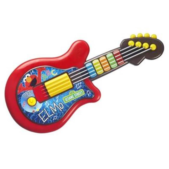 SES: Elmo Guitar (4 ct) A4261 by Hasbro