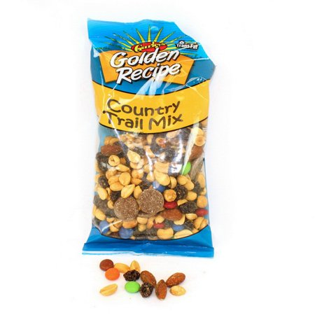 Halloween Trail Mix Recipes ((Price/Case)Golden Recipe 07600 Trail Mix Country 8-6.75)