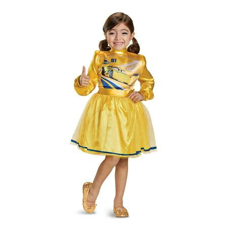 Cars Movie Costume (Cars 3 - Cruz Deluxe Child)