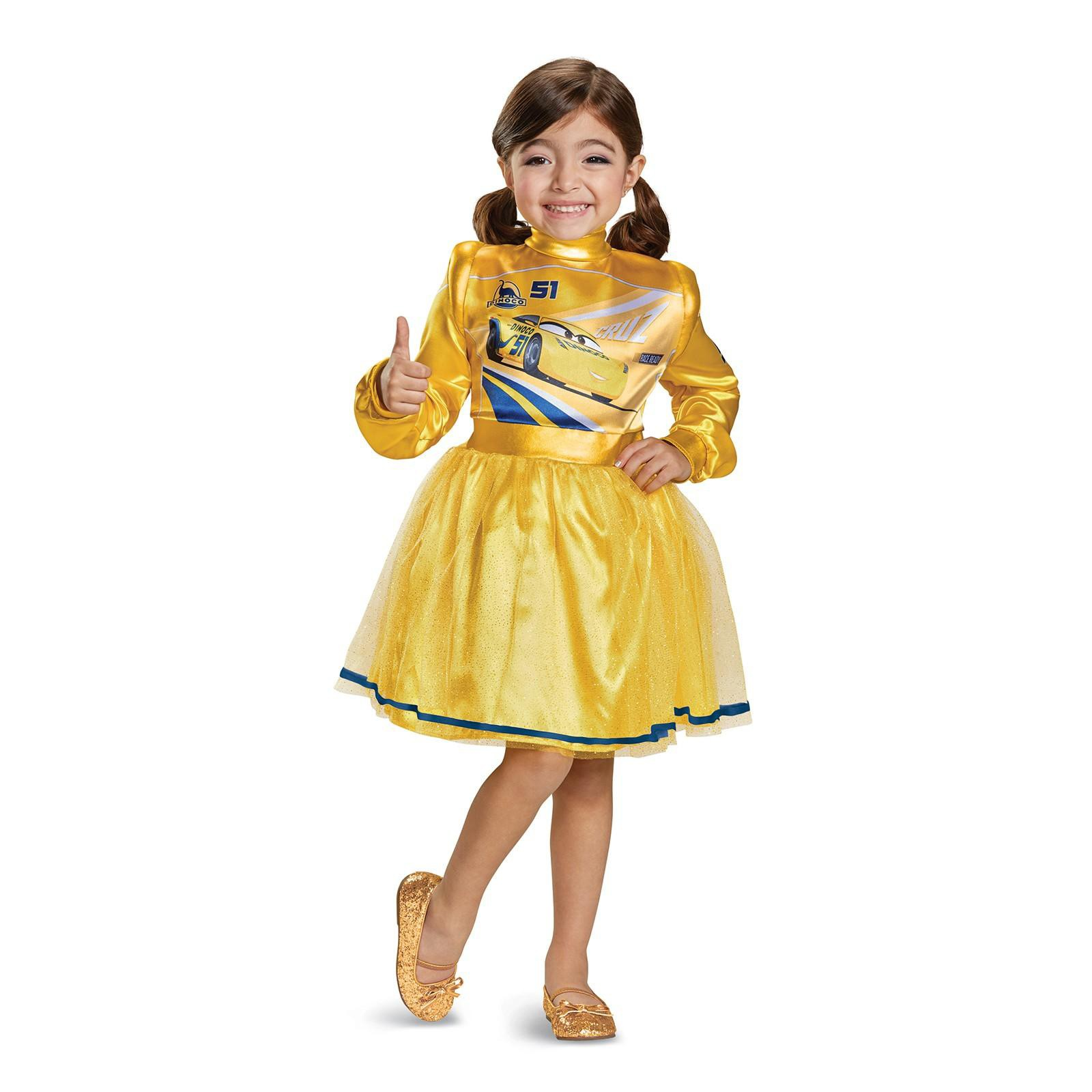 Cars 3 - Cruz Deluxe Child Costume