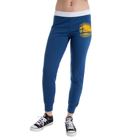 Golden State Warriors Women's French Terry Pant