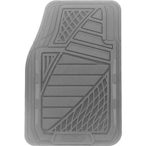 Goodyear 4pc Premium Rubber Floor Mats