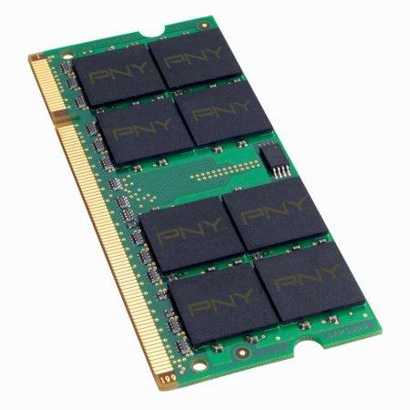 pny optima 1gb pc memory ddr2 pc2-5300