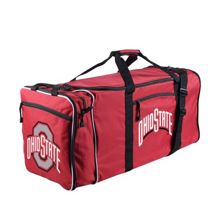 NCAA Ohio State Buckeyes ?Steal? 12?H x 28?L x 11? W Duffel Bag
