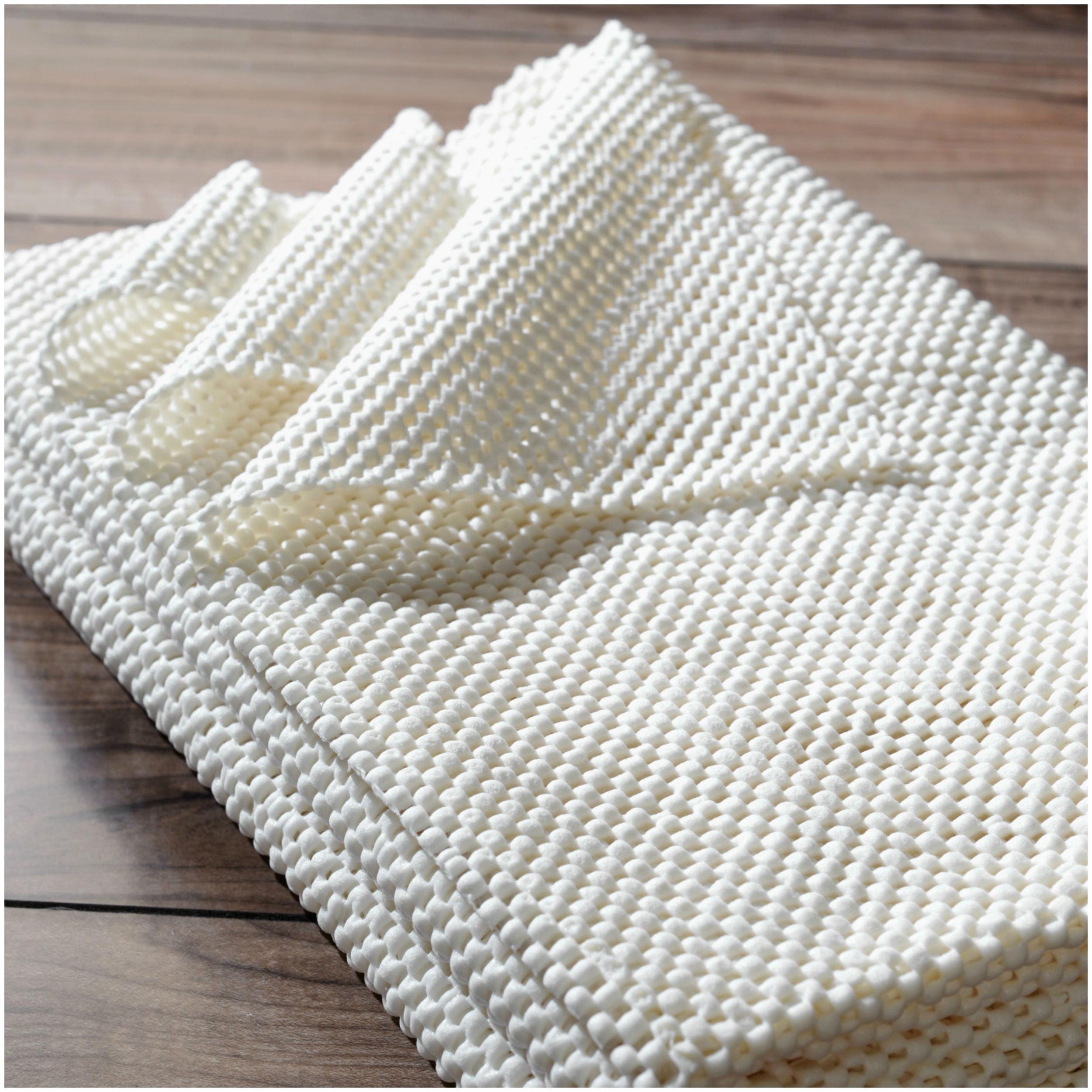 nuloom plush non-slip rug pad (8' x 10') - walmart