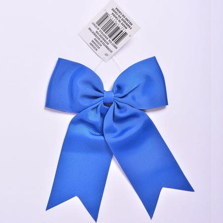 Yama Ribbon Blue Grosgrain Bow Tail, 1 Each](Blue Bows)