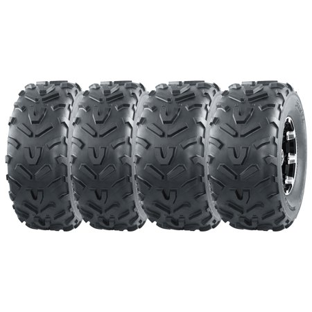 Set 4 WANDA ATV tires 22x9-10 22x9x10 Front & 22x11-10 22x11x10 Rear