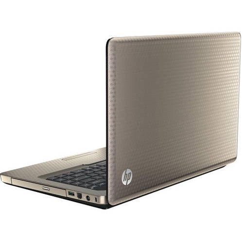 Hewlett Packard HP Refurbished Silver 15.6 G62 - 149WM Laptop PC with Intel Core i5 - 430M Processor, 4GB Memory, 250GB Hard Drive and Windows 7 Home Premium
