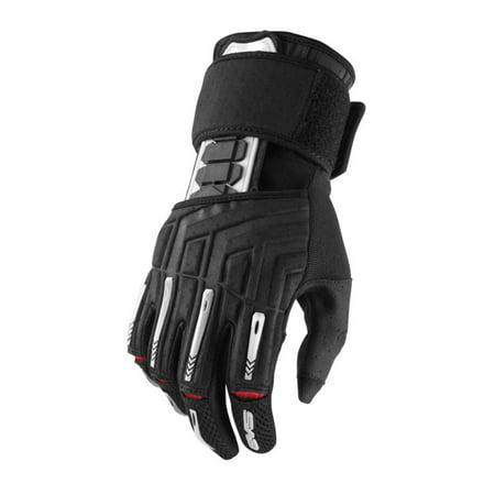 EVS Wrister 2.0 MX Offroad Gloves Black
