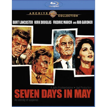 Seven Days in May Blu-ray Disc - image 1 of 1