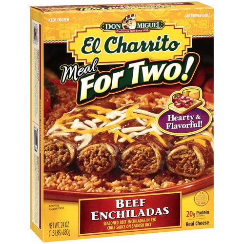 El Charrito Beef Enchiladas, 24 oz