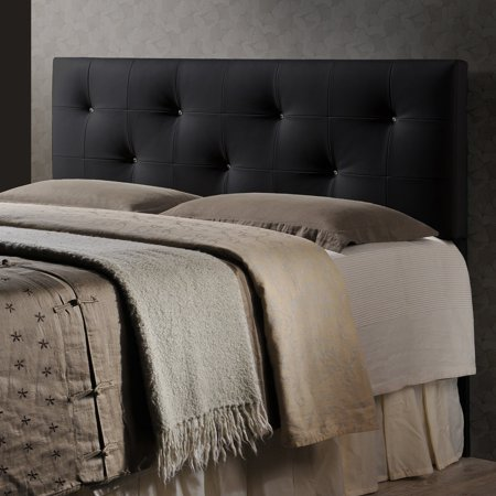 elle walmart com upholstered tufted headboard ip decor