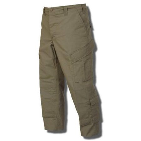 Od Stop - 1285044 Poly Cotton Ripstop T.R.U. Pants Trousers OD - Size M/Short