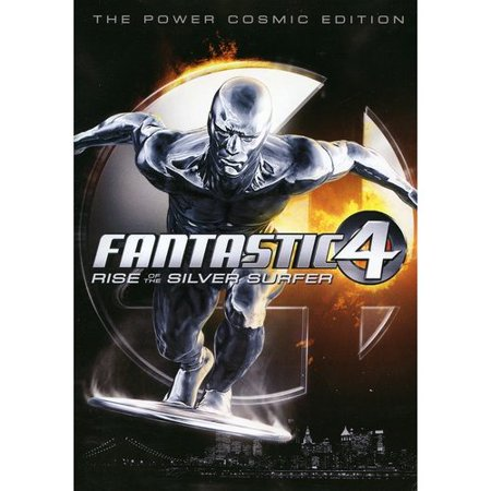 Fantastic Four: Rise of the Silver Surfer (Two-Disc Power Cosmic Edition) ()