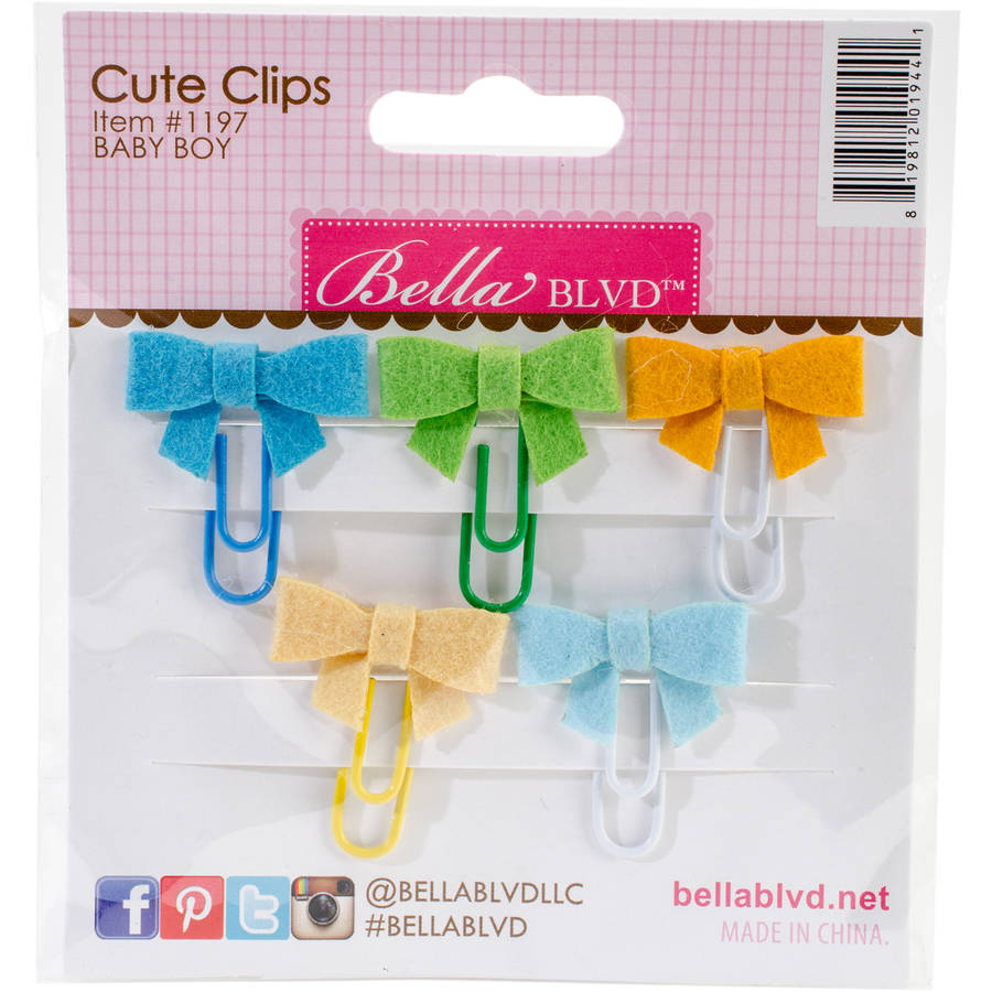 Cute Clips Mini Bows