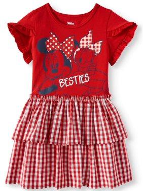8269e703a Minnie Mouse Toddler Girls Clothing - Walmart.com