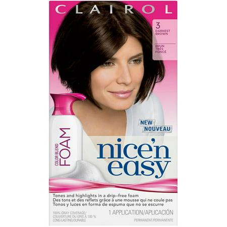 nice n easy cbf 9a ltash bln walmartcom - Clairol Nice And Easy Hair Color