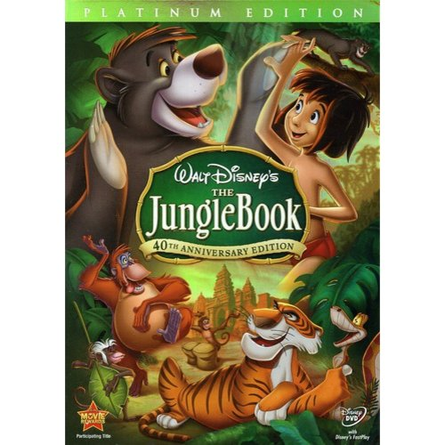 Jungle Book: 40th Anniversary Platinum Edition (Widescreen)