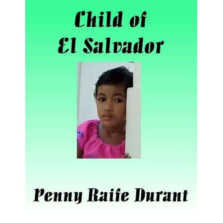 Child of El Salvador - eBook