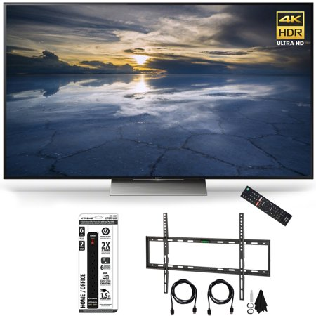 sony xbr 75x940d 75 inch class 4k hdr ultra hd tv flat. Black Bedroom Furniture Sets. Home Design Ideas