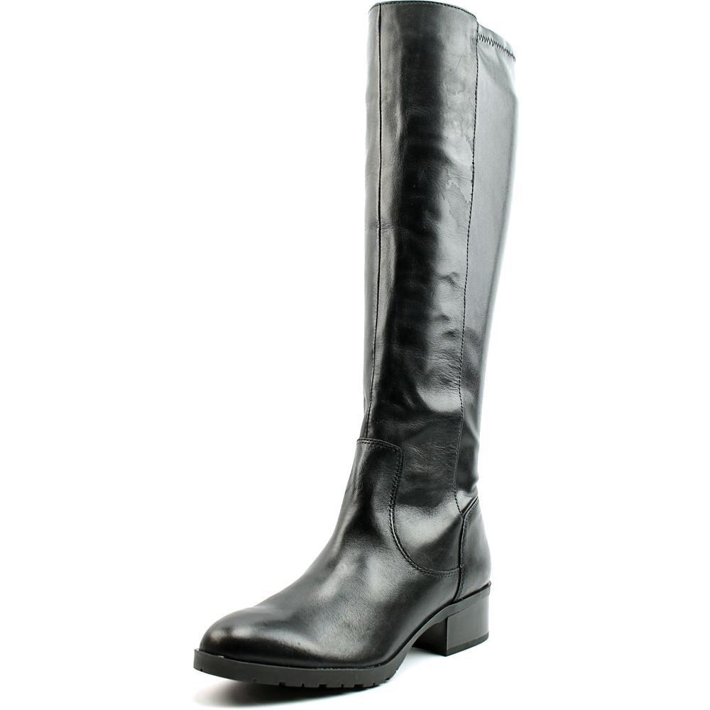 Donald J Pliner Aliya-01 Round Toe Synthetic Knee High Boot by Donald J Pliner