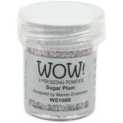WOW! Embossing Powder 15ml-Sugar Plum