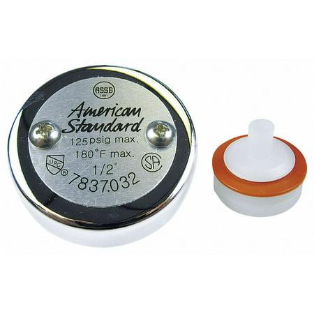 Standard Pipe Thread - American Standard 0.75 Threaded Vacuum Breaker M961107-0020A White