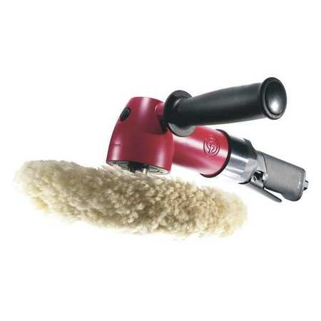 Chicago Pneumatic CP7269P 8 In. Pad Air Polisher Buffer, 2600 rpm by Chicago Pneumatic