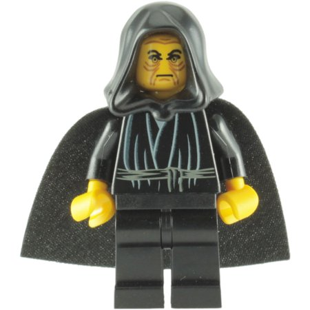 LEGO Minifigure - Star Wars - EMPEROR PALPATINE (Yellow Version) ()