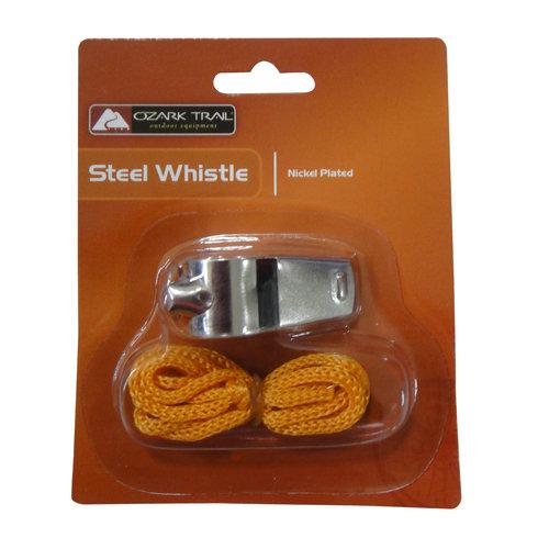 Ozark Trail Steel Whistle