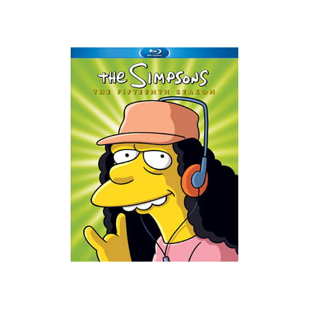 The Simpsons: The Fifteenth Season (Blu-ray) (Simpsons All Halloween Episodes)