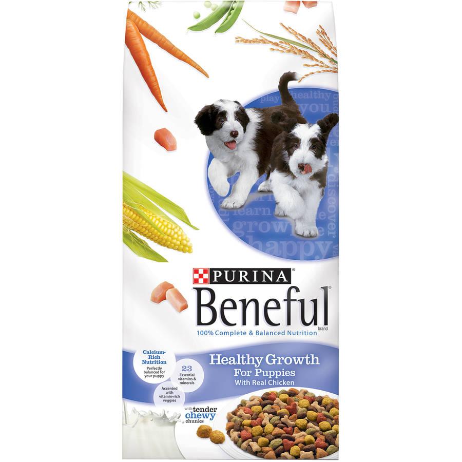 Purina Beneful Healthy Puppy Dog Food 15.5 lb. Bag