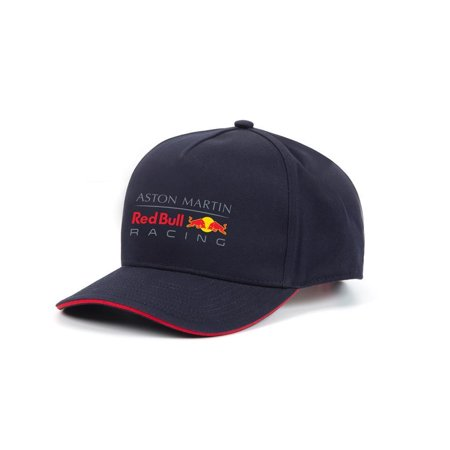 Aston Villa Hat - Aston Martin Red Bull Racing Formula 1 2018 Classic Blue Cap