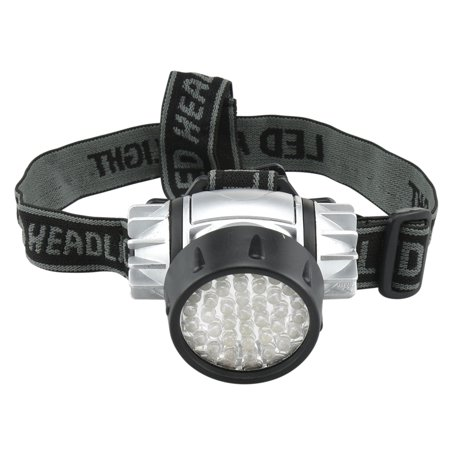 Outdoors Head - Tooluxe Headlamp | 37 LED Bright Torch Work Light Outdoor Survival Camping 50 Lumens