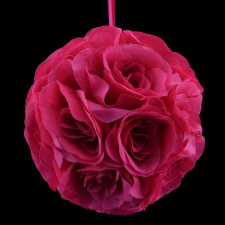 Hot Pink Roses - Quasimoon 6
