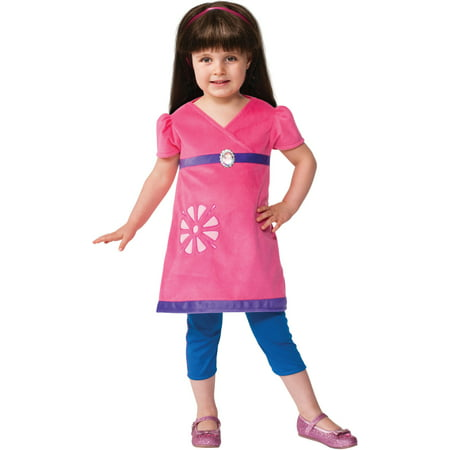 Toddler's Nickelodeon Cartoon Dora The Explorer And Friends Costume 2T-4T - Best Friends Costume