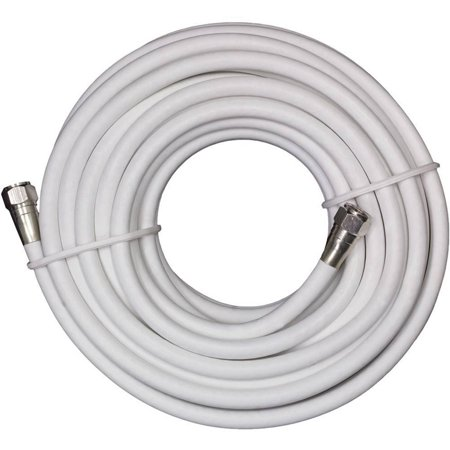 Digiwave 100' RG6 Coaxial Cable, RG621100WF