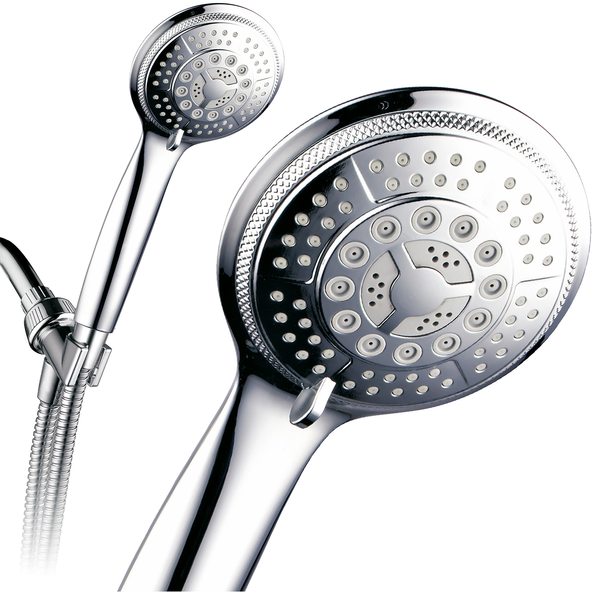 PowerSpa 5-Setting Luxury Hand Shower, Chrome