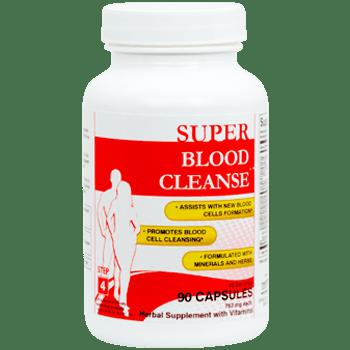 Health Plus Super Blood Cleanse, 90 Capsules, 45 Servings