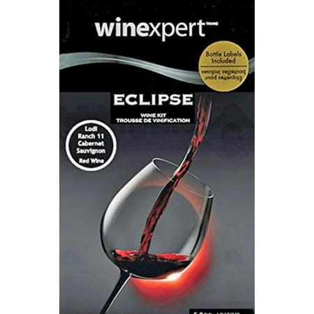 - Eclipse Lodi Ranch 11 Cabernet Sauvignon (With Grape Skins) Wine Ingredient Kit