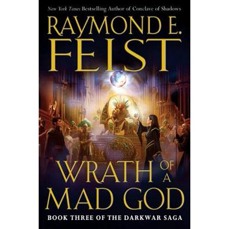 Wrath of a Mad God - eBook