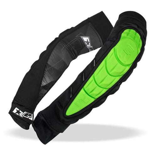Planet Eclipse Paintball HD Core Elbow Pads - Black - Large