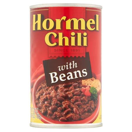 Hormel W Beans Chili 25 Oz Can