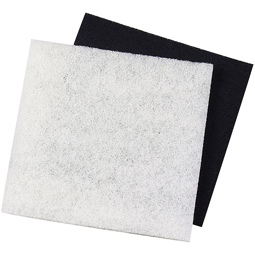 Pondmaster 12202 2 Count Large Carbon & Coarse Pad Replacement Filter